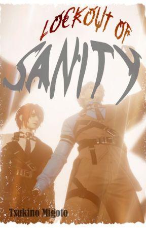 Lockout of Sanity (boyxboy psychopaths) by kin0monogatari