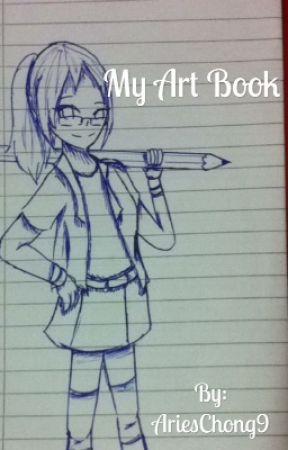 My Art Book! by AriesChong9