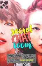 secret chatroom ➳  taehyung + seulgi by -jitterjeonjin