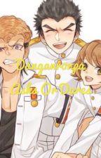 Danganronpa Asks or Dares by ChihiroFujisaki4203