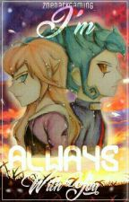 I'M ALWAYS WITH YOU(Tsurugi KyousukeX OC Reader) by ZoeDarkGaming