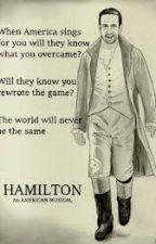Hamilton One-Shots by FusedTheMutant