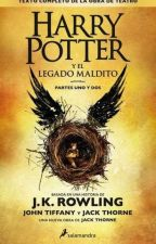 Harry Potter y El Legado Maldito by JMGacin