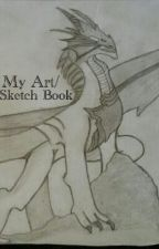 My Art/Sketch Book by DerGusti