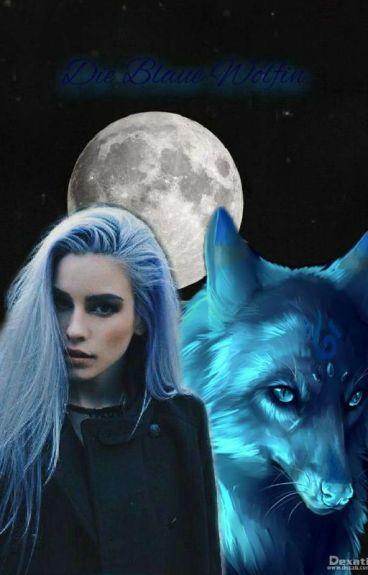 Die Blaue Wölfin