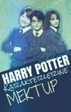 Harry Potter Karakterlerine Mektup by catalboynuzlugyk