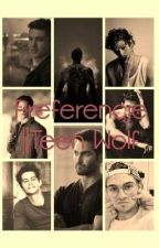 Preferencje Teen Wolf  by Tessagrey1234