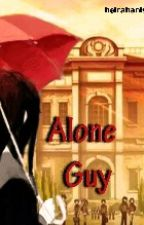 Alone Guy by heirahanis