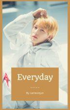 everyday  by sariexinjun
