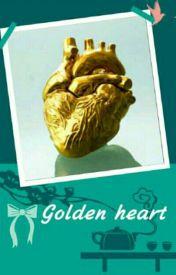 Golden Heart  by ZehraGillani145