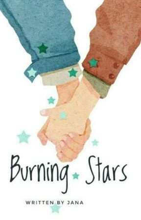 Burning STARS by starburst-
