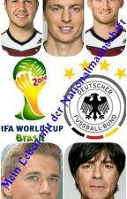 Mein Leben mit der Nationalmannschaft by MariaWaeger