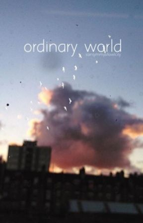 ordinary world  by saintjimmyofowlcity