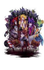 Five Nights At Freddy's by AkiraKiyoshi