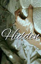 Hidden; Phan by pinkjupiter