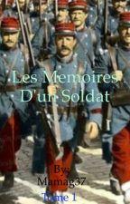 Les mémoires d'un soldat  by Mamag37