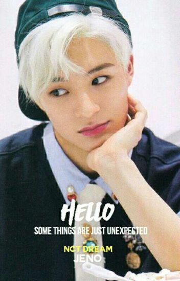 Hello • jeno [ ✔ ]
