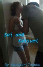 Sai and Katsumi by KazunariTomoko