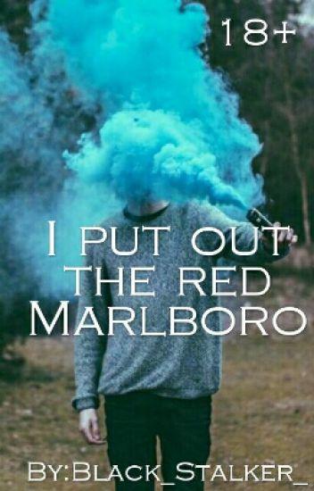 Я потушу красный Marlboro 18+