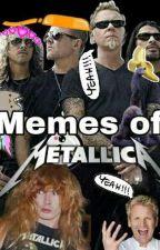 Memes de Metallica :D by JoyxZax