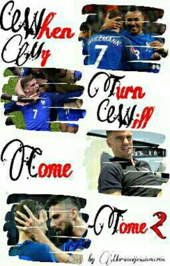 When my turn will come - Grizi | TOME 2