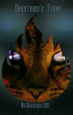 Darkfrost's Flame by DarkfrostTheDemonCat