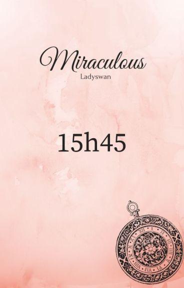 Miraculous; Et si il savait mais pas elle