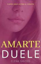 Amarte Duele (Is It Love? Colin)  by Elena_Santos_