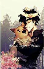 Il Mio Amore | Nico di Angelo x Reader(DISCONTINUED) by myukcii