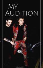 My audition «Larry»✔️ by Jaimenarry