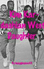 Kim Kardashian West Daughter  by maggiesanc45