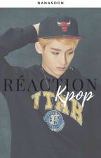 Réaction KPOP by cherrypoll