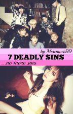 7 Deadly Sins || Bangtan ff [CZ] by Merenwen99