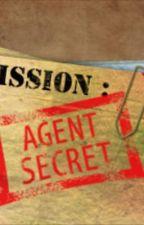 Mission : agent secret  by jadouu2102