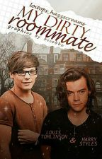 My dirty roomate || Larry Stylinson by loutops_hazzscreams