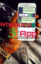 Whatsapp app <deel 3> [VOLTOOID] by MissMeloen