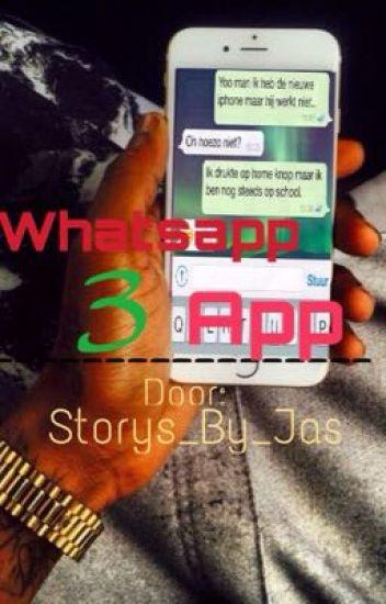Whatsapp app <deel 3> [VOLTOOID]