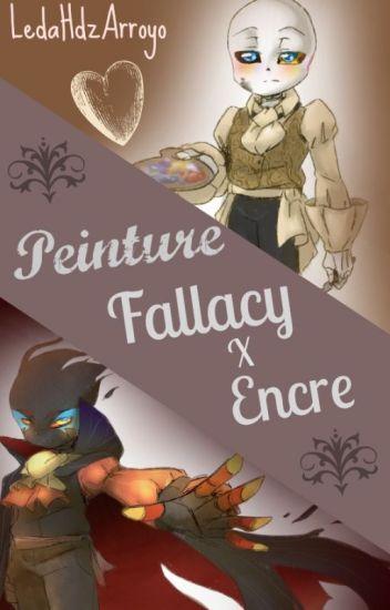 Peinture {Fallacy x Encre}