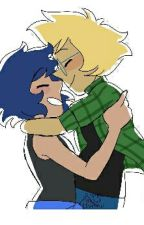 Lapidot: A College AU by castle599