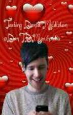 Texting Daniel Middleton...(A DanTDM Fanfiction) by DanTDMyouhottie
