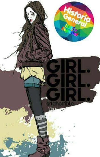 Girl. Girl. Girl. [Próximamente en librerías.]