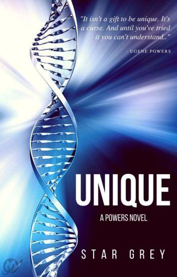 UNIQUE (A Powers Novel)