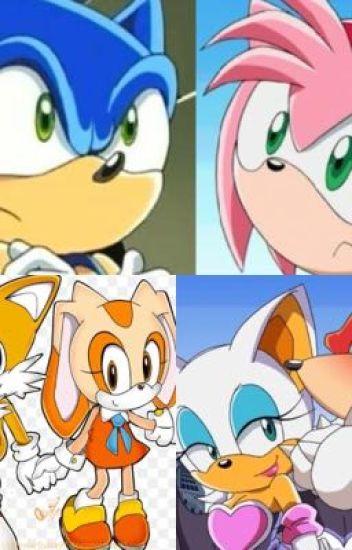 Sonic~ Couples Songs - Love yourself💘 - Wattpad