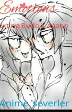 Emotions  ( Texting Budo X Ayano )  by Anime_severler