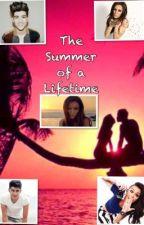 The Summer of a Lifetime (Zayn Malik) by BriannaNicoleKoenig