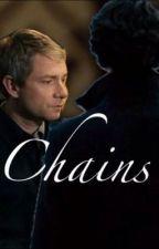 Chains (Johnlock) by 221BBakerStreet_