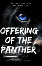 The gift of the Panther by AdelaideJaques