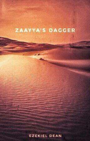 Zaayya's Dagger by ezekieljd