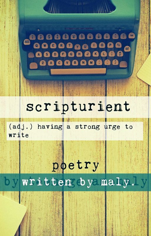 scripturient by anxmxly