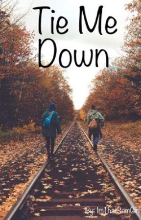 Tie Me Down (GirlxGirl) by ImThatSamGirl